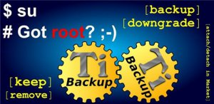 Titanium Backup Pro 6.0.0 [Android 2.1+, Multi]