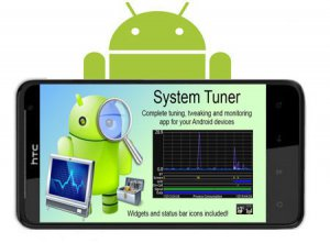 System Tuner Pro v.2.5.10 (2013) [Android 1.5+, RUS + ENG]
