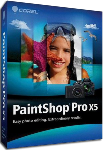 Corel PaintShop Pro X5 15.2.0.12 SP2 (2013) RePack by MKN