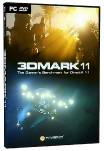 3DMark 11 Advanced Edition 1.0.4.0 (2013) Английский