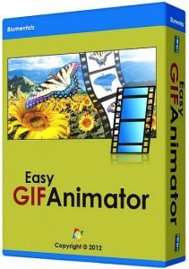 Easy GIF Animator 5.6 (2013) Portable by Valx