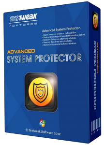 Systweak Advanced System Protector v2.1.1000.10568 Final (2013) Русский присутствует