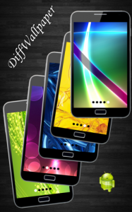DiffWallpaper 1.2 (Разные обои) [Android 2.0+, RUS + ENG]