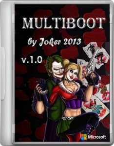 MultiBOOT by Joker 2013 1.0 (2013) Русский