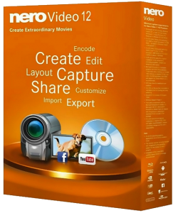 Nero Video 12 v12.5.2002 RePack by MKN (2013) Русский + Английский
