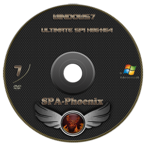 Windows 7 Ultimate SP1 SPA Phoenix (v.1) (x86+x64) [2013] Русский
