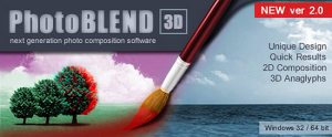 Mediachance Photo Blend 3D v2.1 Final + Portable (2013) Русский + Английский