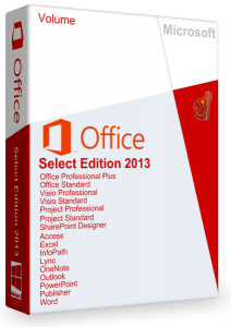 Microsoft Office Select Edition 2013 15.0.4420.1017 VL by Krokoz (2013) Русский + Английский
