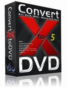 VSO ConvertXtoDVD 5.0.0.45 Final (2013) + Portable by Invictus