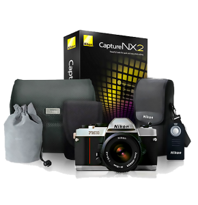 Nikon Capture NX2 v2.4.1 Final / Color Efex Pro™ 3.004 Plugin for Nikon Capture NX2 / Camera Control Pro v2.14.0 full (2013)
