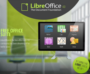 LibreOffice 4.0.1 (2013) Portable by punsh