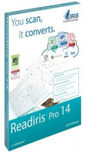 Readiris Pro 14.1 Build 2573 (2013) | RePack by MKN