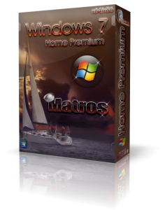 Windows 7 SP1 Home Premium x64x86 by Matros Rus 19.03.2013 (Русский)