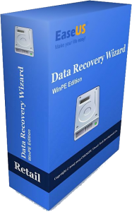 EASEUS Data Recovery Wizard Professional v5.8.5 Final + EaseUS Data Recovery Wizard WinPE Edition v5.8.5 Retail (2013)