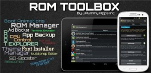 ROM Toolbox Pro 5.5.6 [Android 2.0+, ENG]