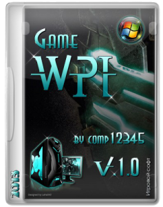 Game WPI DVD by comp12345 v.1.0 (32bit+64bit) [2013] Русский
