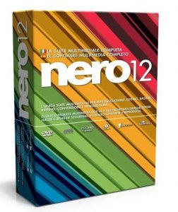 Nero 12.5.01300 Full + Content Pack (2013) RePack by Vahe-91