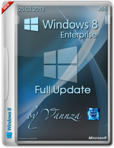 Windows 8 x86 Enterprise Full Update by Vannza (2013) Русский