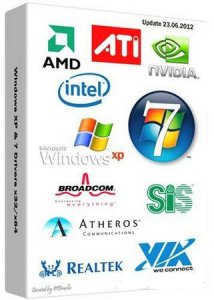 Windows XP & 7 Drivers Update 26.03.2013 (x86+x64) [2013]