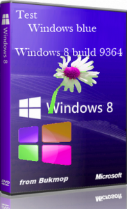 Windows 8 Pro 6.3 build 9364 with wmc by Bukmop (x86) [2013] Русский + Английский