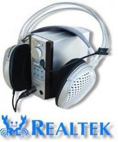 Realtek High Definition Audio Driver R2.71 [v6.0.1.6873] (2013) Русский присутствует