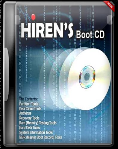 Торрент hiren's boot cd