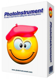 PhotoInstrument 6.2 Build 620 (2013) RePack & Portable by KGS