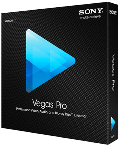 Sony Vegas Pro 12.0 Build 563 (x64) RePack by KpoJIuK (2013)