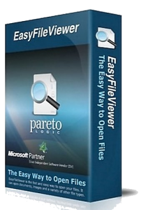 ParetoLogic EasyFileViewer v1.0 Final + Portable (2013) Русский + Английский