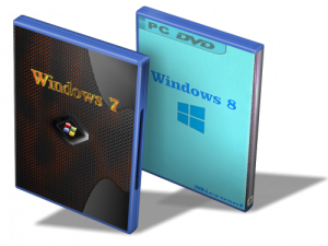 Windows 7/8 Professional XL2013.04 (2in1) (32bit) (2013) Русский