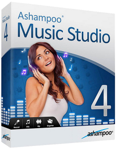 Ashampoo Music Studio 4 v4.0.7.21 Final / RePack & Portable by KpoJIuK / Portable (2013) Русский есть