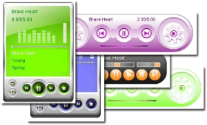 Aleo Flash MP3 Player Builder v3.2 Portable by Valx (2009) Русский