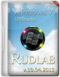 Windows 7 Ultimate SP1 x64 x86 by RudLab v.2 (2013) �������