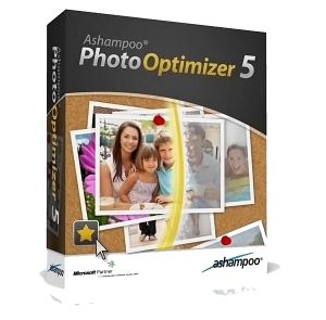 Ashampoo Photo Optimizer 5 v5.4.0.6 Final / RePack (& Portable) by KpoJIuK / Portable (2013)