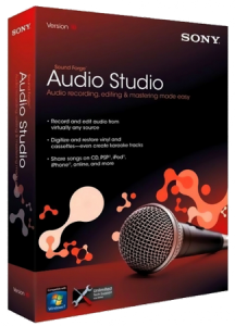 Sony Sound Forge Audio Studio 10.0 Build 245 Final (2013) Portable by Punsh