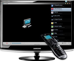 IP-TV Player 0.28.1.8831 (2013) Русский