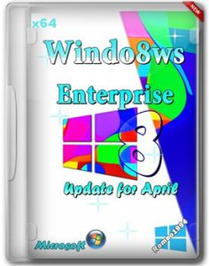 Windows 8 (x64) Enterprise Update for April by Romeo1994 (2013) Русский