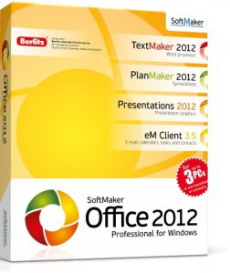 SoftMaker Office Professional 2012 rev. 679 (2013) RePack & Portable by KpoJIuK