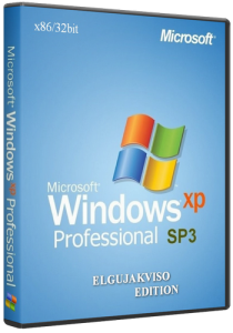 Windows XP Pro SP3 x86 Elgujakviso Edition (04.2013) Русский