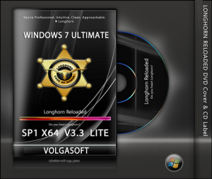 Windows 7 Ultimate SP1 x64 by VolgaSoft LITE v3.3 (2013) Русский