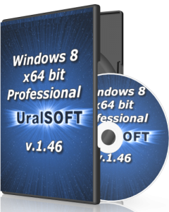 Windows 8 x64 Professional UralSOFT v.1.46 (2013) Русский