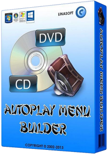 AutoPlay Menu Builder v7.0 build 2190 Final + Portable (2013) Русский + Английский