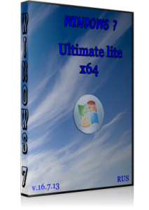 Windows 7 х64 RUS Leshiy v.16.7.13 (2013) Русский