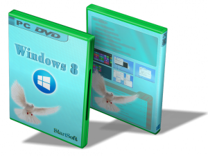 Windows 8 Professional StartSoft v26 (32bit) (2013) Русский