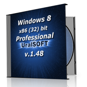 Windows 8 x86 Pro UralSOFT v.1.48 (2013) �������