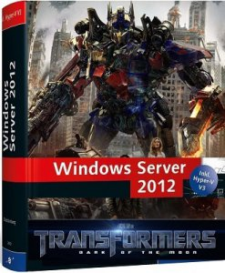 Microsoft Windows 8 Server 2012 Standard x64 RU V-XIII Exclusive by Lopatkin (2013) Русский