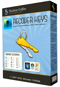 Nuclear Coffee Recover Keys v7.0.3.85 Enterprise Final (2013) ������� ������������