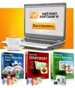 Hetman Photo Recovery 3.2 / Uneraser 3.3 (2013) Русский + Английский