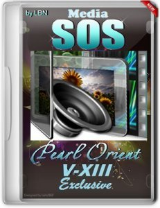 SOS-Win7PE-by-LBN V-XIII Exclusive Media v2 by Lopatkin (2013) Русский