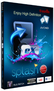 Mirillis Splash Pro / Pro EX 1.13.2 with Action (2013) RePack + Portable by evgen b